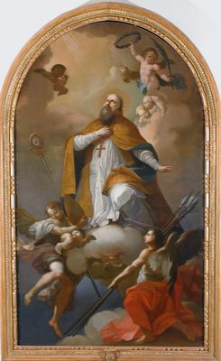 Szent Adalbert megdicsőülése