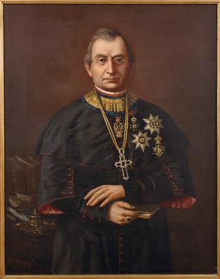 Rónay Jácint portréja