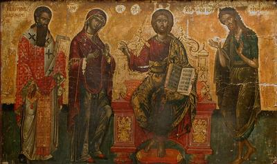 Deészisz Alexandriai Szent Kürillosszal