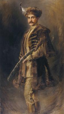 Lónyay Elemér képmása