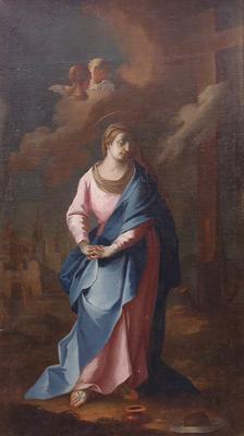 Bűnbánó Magdolna (Gyászoló Mária)