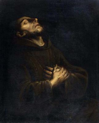 Szent Ferenc extázisa